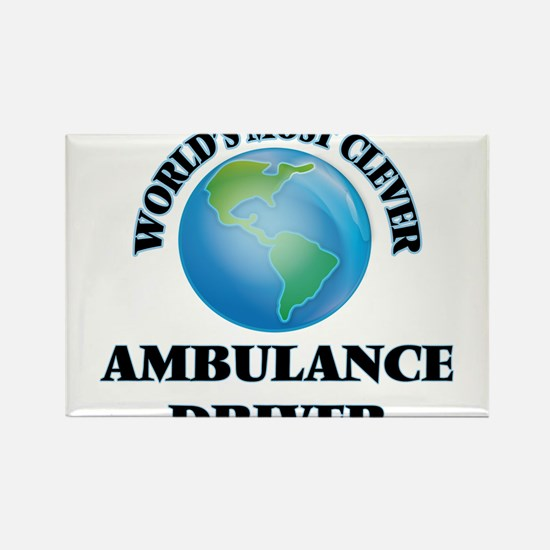 World's Most Clever Ambulance Driver Magnets
