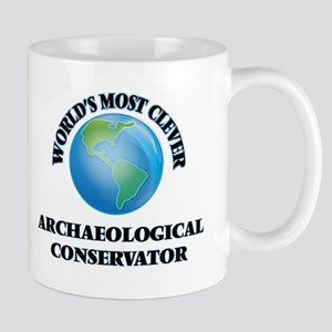 World's Most Clever Archaeological Conservato Mugs