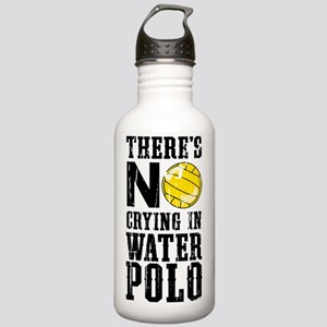 No Crying in Water Pol Stainless Water Bottle 1.0L