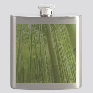 Bamboo Perspective Flask