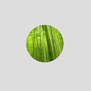 Bamboo Perspective Mini Button