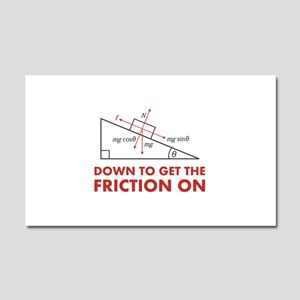 Down to Get the Friction On Physics Diagram Car Ma