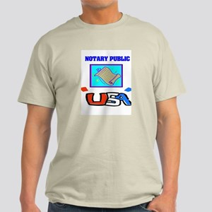 Declaration Of Independence Notary T-Shirt