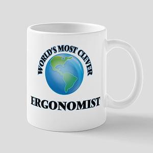 World's Most Clever Ergonomist Mugs