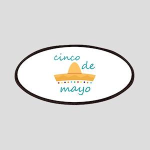 Cinco de Mayo Hat Patches