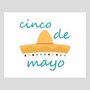 Cinco de Mayo Hat Posters