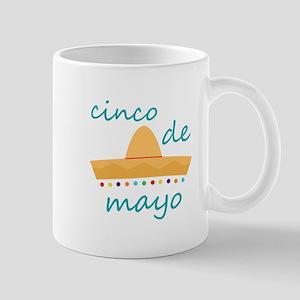 Cinco de Mayo Hat Mugs