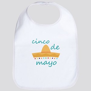 Cinco de Mayo Hat Bib