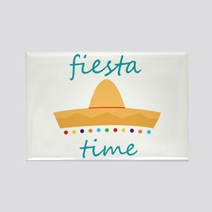 Fiesta Time Hat Magnets