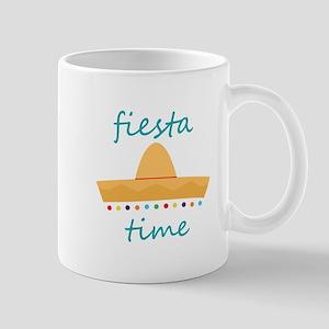 Fiesta Time Hat Mugs