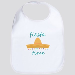 Fiesta Time Hat Bib