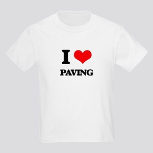 I Love Paving T-Shirt