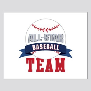 All-Star Baseball Team Posters