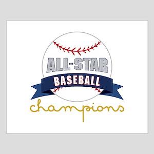All-Star Baseball Champions Posters