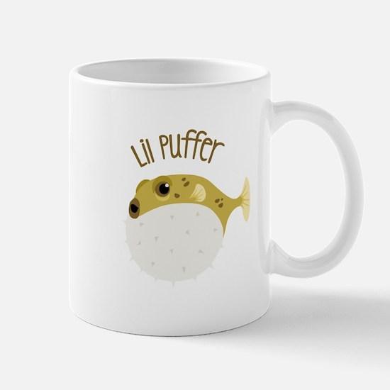 Lil Puffer Mugs