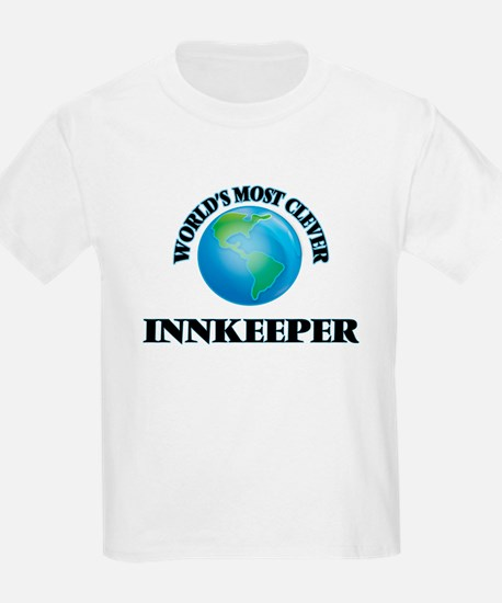 World's Most Clever Innkeeper T-Shirt