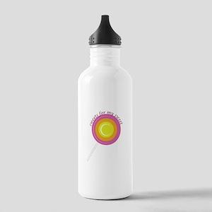 lollipop_sweets for my sweet Water Bottle
