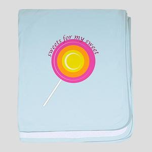 lollipop_sweets for my sweet baby blanket