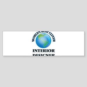 World's Most Clever Interior Design Bumper Sticker