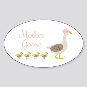 Mother Goose Sticker