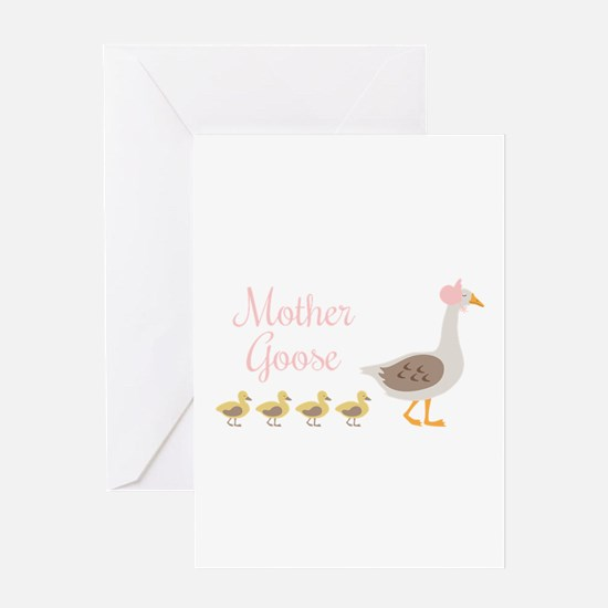 Mother Goose Greeting Cards