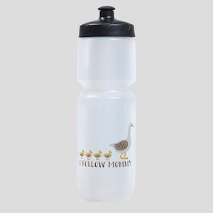 I Follow Mommy Sports Bottle
