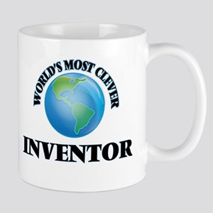 World's Most Clever Inventor Mugs
