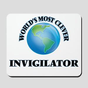 World's Most Clever Invigilator Mousepad