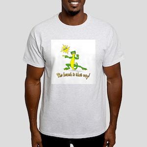 Gecko Beach Light T-Shirt