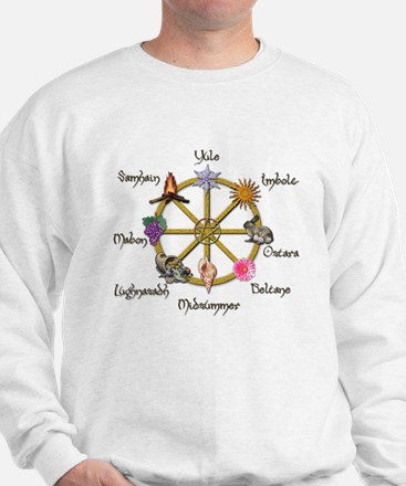 Wheel of the Year 1 Sweatshirt