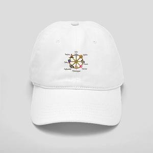 Wheel of the Year 1 Cap