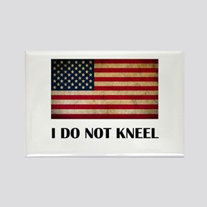 I DO NOT KNEEL Magnets