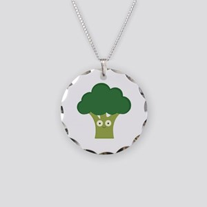broccoli base Necklace