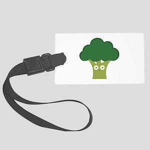 broccoli base Luggage Tag