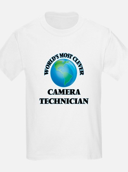 World's Most Clever Camera Technician T-Shirt