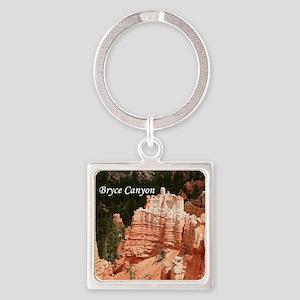 Bryce Canyon, Utah 3 (caption) Keychains