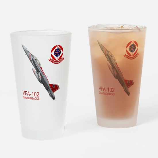 vfA102logo10x10_apparel copy.png Drinking Glass