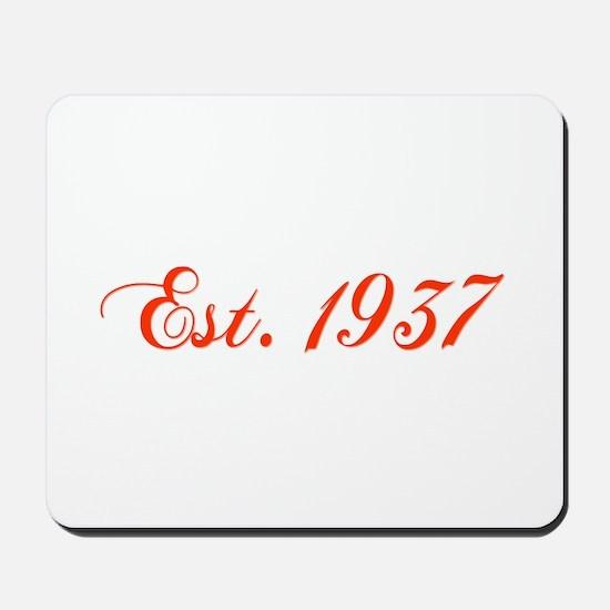 1937 Mousepad
