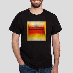 ROTHKO ORANGE HORIZON T-Shirt