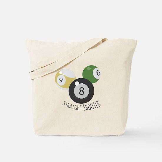 8Ball StraightShooter Tote Bag