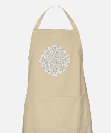 Winter Flake II Apron