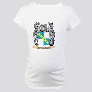 Stubbings Coat of Arms - Family Maternity T-Shirt