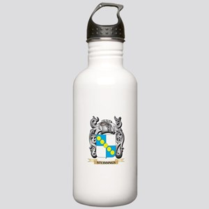 Stubbings Coat of Arms Stainless Water Bottle 1.0L