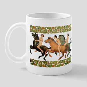 BAREBACK RIDERS Mug