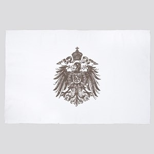 German Imperial Eagle 4' x 6' Rug