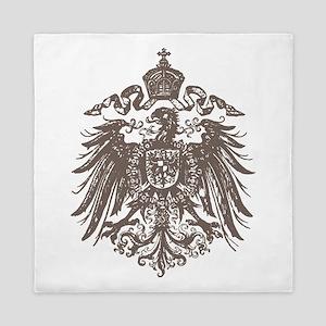 German Imperial Eagle Queen Duvet