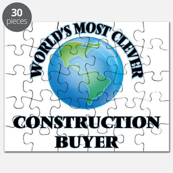 World's Most Clever Construction Buyer Puzzle