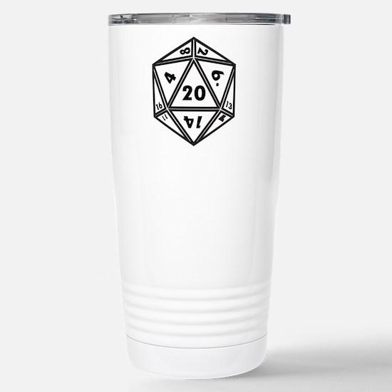 d20 Travel Mug