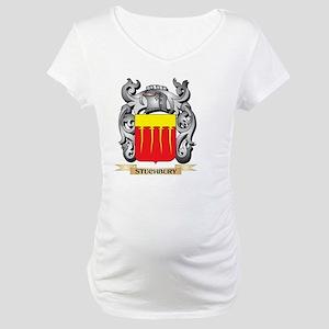 Stuchbury Coat of Arms - Family Maternity T-Shirt