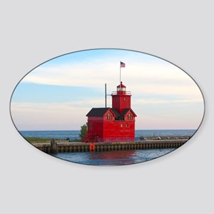 Holland Harbor Lighthouse Sticker